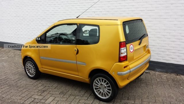 2005 Aixam 500.4 GOLD moped car microcar 45kmh Small Car Used vehicle
