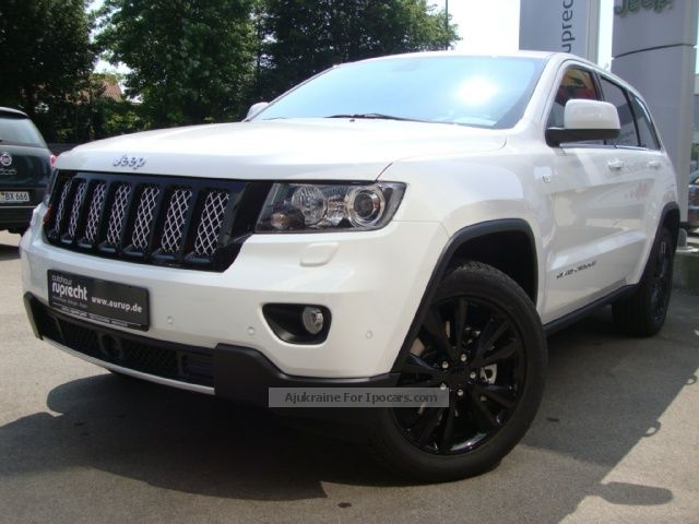 2013 Jeep  Series 7 Grand Cherokee S-Limited 3.0L V6 MultiJe Saloon Pre-Registration (Accident-free) photo