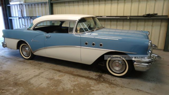 Buick  Restored Coupe Special 1955 Vintage, Classic and Old Cars photo