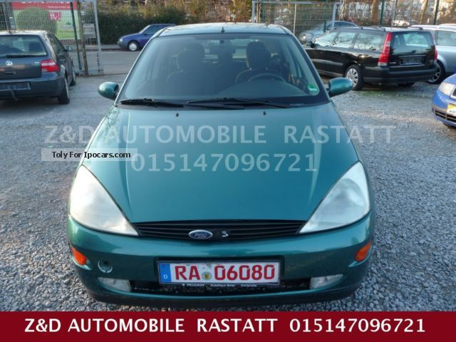2012 Ford  TÜV FOR 2015 GREEN badge Saloon Used vehicle photo