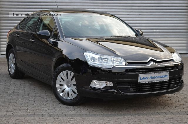 2009 Citroen  Citroën C5 1.8 16V COMFORT OFF * 1 Hand * PDC * Saloon Used vehicle(Accident-free) photo