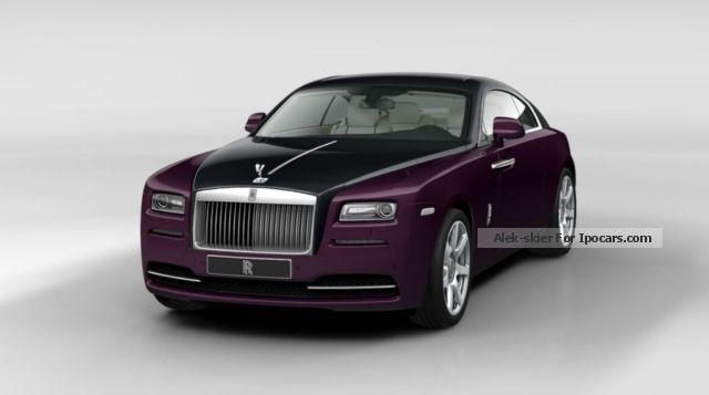 2012 Rolls Royce  Bespoke Wraith Sports Car/Coupe Used vehicle (Accident-free) photo
