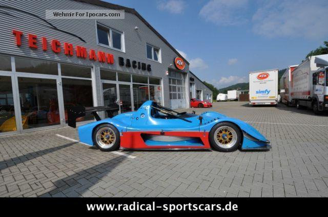 2006 Radical SR8 2 8 L - Car Photo and Specs