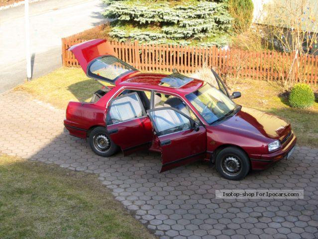 1991 Daihatsu  Applause 16V Xi Saloon Used vehicle photo
