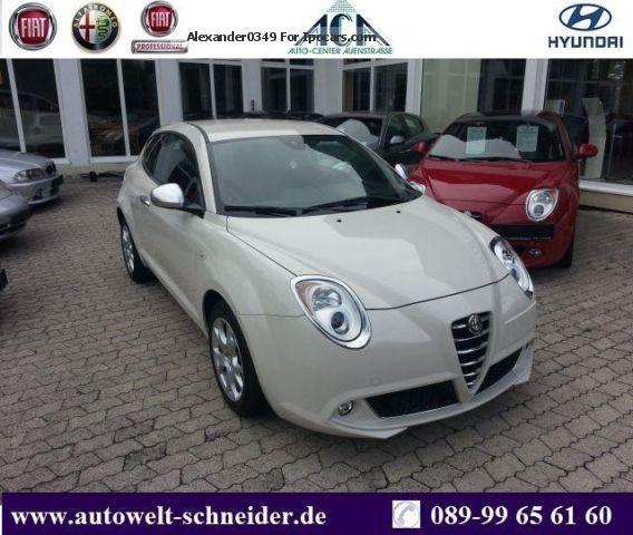 2013 Alfa Romeo  MiTo 1.4 MultiAir 16V 77KW Turismo Saloon Pre-Registration(  Accident-free) photo