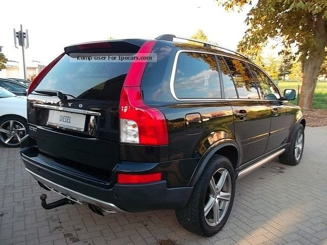 2010 Volvo XC90 D5 R-Design Xenon + Towing - Car Photo and Specs