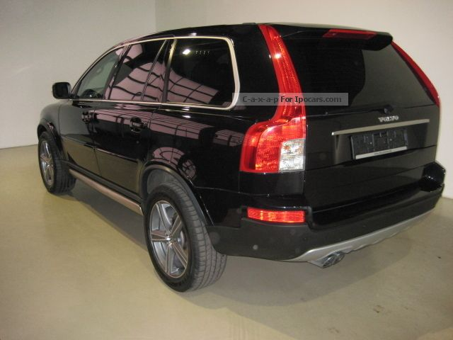 2007 volvo xc 90 d5 s car photo and specs. Black Bedroom Furniture Sets. Home Design Ideas