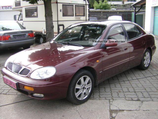 1998 Daewoo Leganza 2.0 SX only 86.2 thousand km , HU / AU ...  1998 Daewoo Leg...