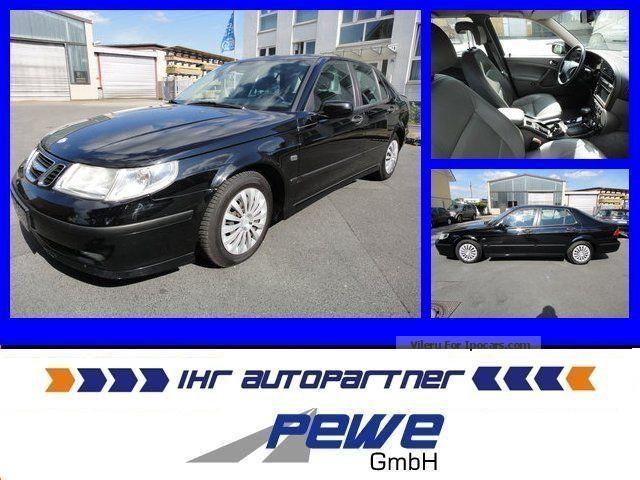 2005 Saab  9-5 2.2 TiD ARC * leather * navigation * Automatic * Saloon Used vehicle photo