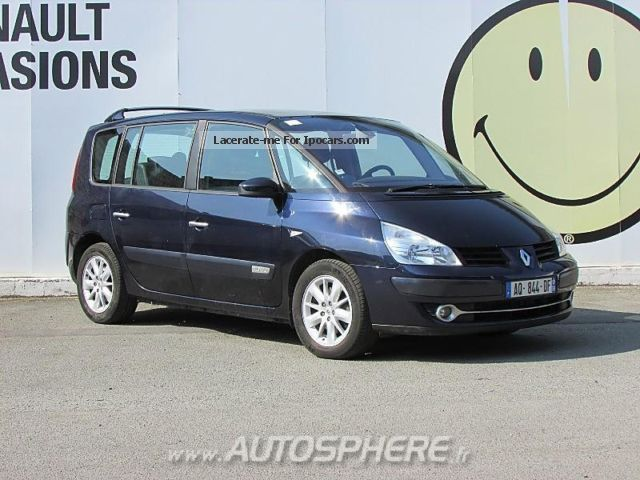 2007 Renault  Espace 2.0 dCi130 Alyum Plus Van / Minibus Used vehicle photo