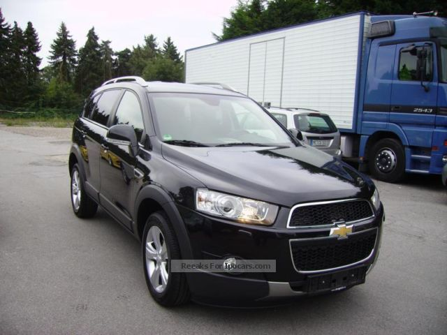 2012 Chevrolet  Captiva 2.2 Diesel 4WD LT Automatic , Leather Seats Off-road Vehicle/Pickup Truck Used vehicle photo