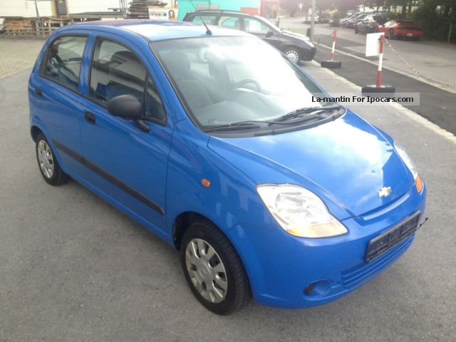 2005 Chevrolet  Matiz 0.8 TÜV 07.2014 ! 88400 km only ! Small Car Used vehicle(  Accident-free) photo