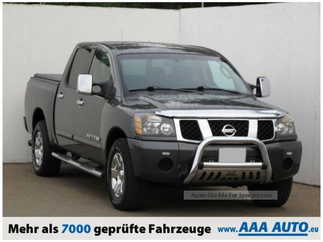 Delightful 2008 Nissan TITAN 2008 5.6 Off Road Vehicle/Pickup Truck