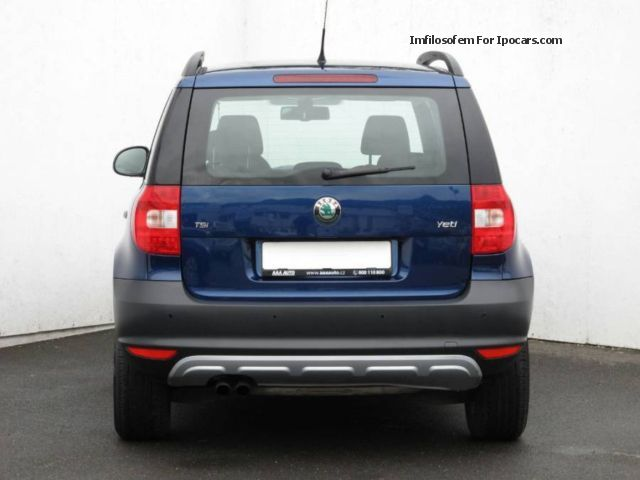 2010 skoda yeti 1 4 tsi 2010 car photo and specs. Black Bedroom Furniture Sets. Home Design Ideas