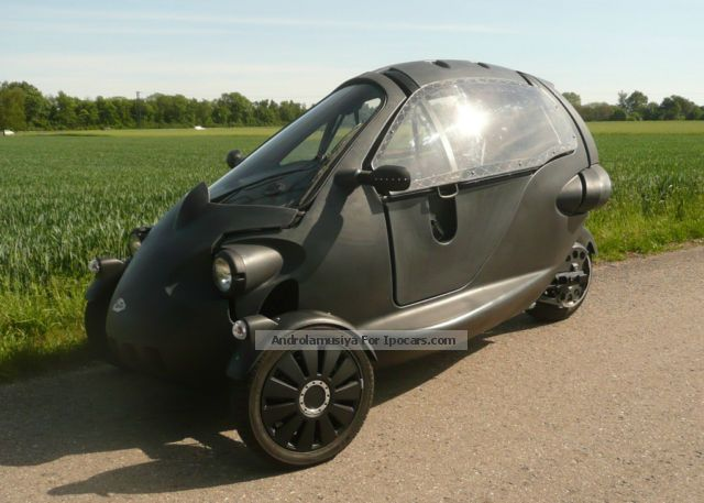 Other  Sam Cree electric car BEV 2001 Electric Cars photo