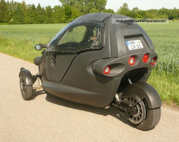2001 Other Sam Cree Electric Car Bev Small Used Vehicle Accident Free