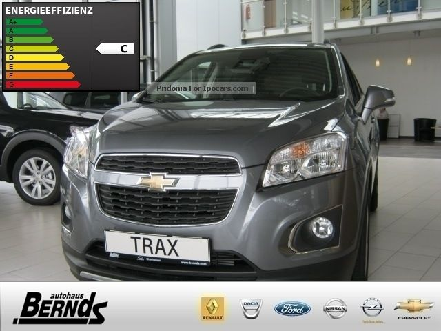 2012 Other  TRAX LT AWD 1.4T MT6 Other New vehicle photo