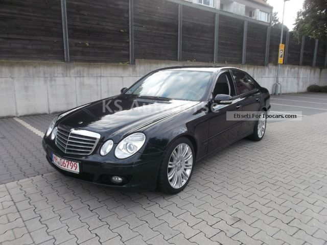 2009 mercedes benz e 220 cdi dpf automatic car photo and specs. Black Bedroom Furniture Sets. Home Design Ideas