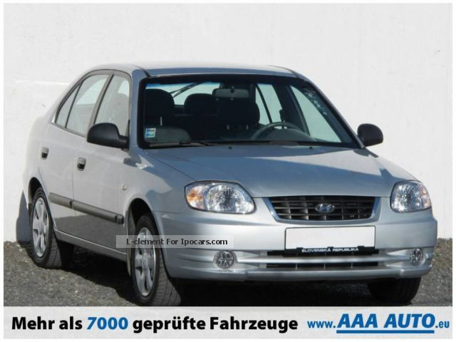 2005 Hyundai  ACCENT 1.3 2005 Small Car Used vehicle photo
