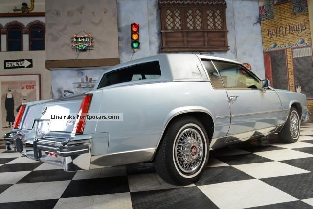 1981 cadillac eldorado coupe car photo and specs ipocars com