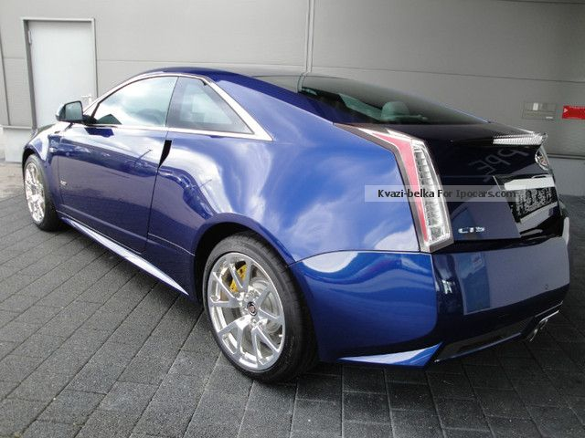 2012 cadillac cts v coupe 6 2 mt supercharged europamod - Cadillac cts v coupe specs ...