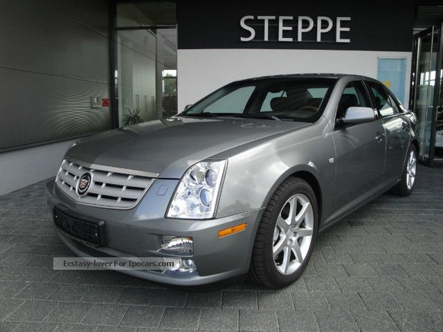 Cadillac  STS 4.6 V8 LPG Launch Edition 2012 Liquefied Petroleum Gas Cars (LPG, GPL, propane) photo