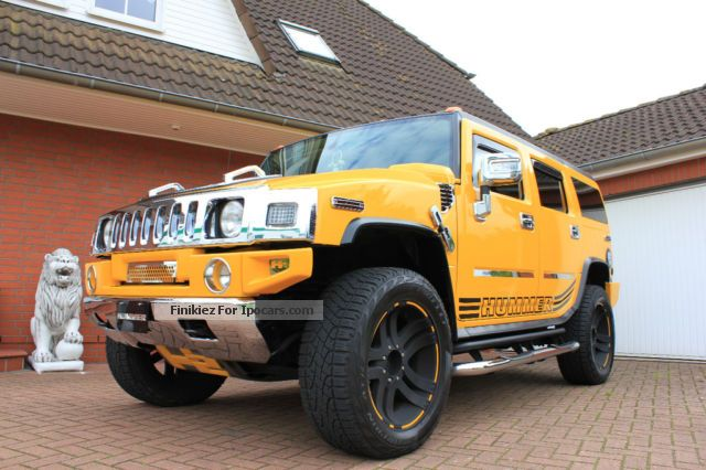 Hummer  H2 6.0 V8 - LPG - 22 \ 2012 Liquefied Petroleum Gas Cars (LPG, GPL, propane) photo