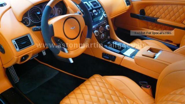 2010 Aston Martin Dbs Am Allgäu Factory Warranty New Service Car Photo And Specs