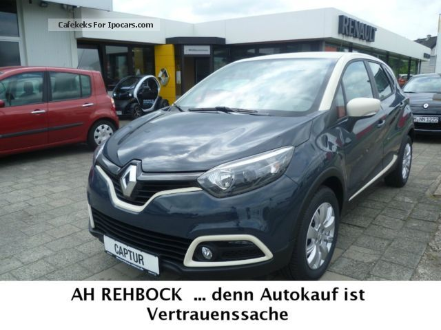 2012 renault captur tce dynamique edc automatic car photo and specs. Black Bedroom Furniture Sets. Home Design Ideas