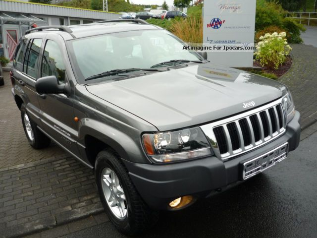 2005 jeep grand cherokee 2 7 crd laredo navi scheckheftg. Black Bedroom Furniture Sets. Home Design Ideas