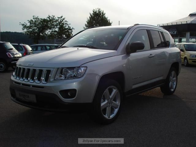 2012 jeep compass limited 4x2 crd 6mt 136hp car photo and specs. Black Bedroom Furniture Sets. Home Design Ideas