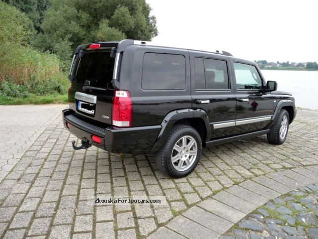 2012 jeep commander 3 0 crd overland with vat car photo. Black Bedroom Furniture Sets. Home Design Ideas