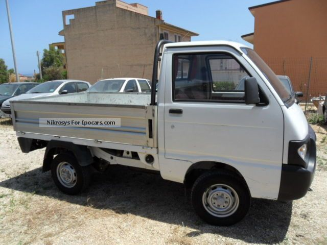 2008 Piaggio  Quargo 700 CC. DISEL Other Used vehicle photo