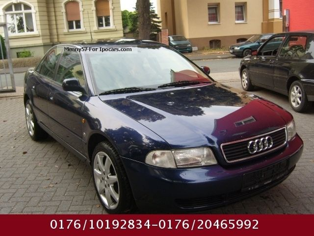 1997 Audi  A4 1.6 Saloon Used vehicle photo