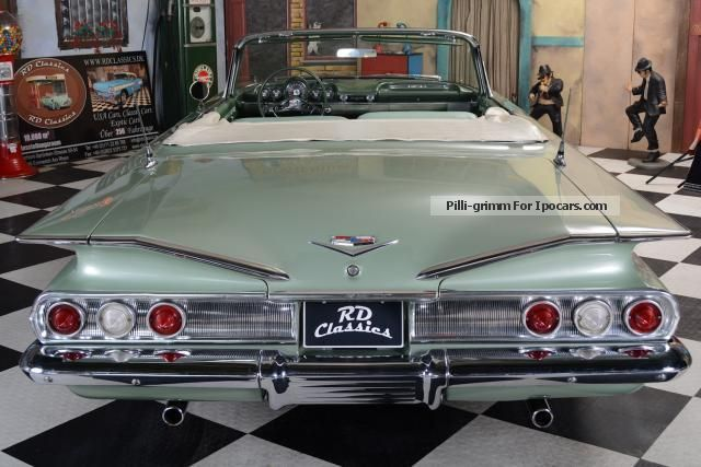 2012 Chevrolet  Impala Convertible Cabriolet / Roadster Classic Vehicle photo