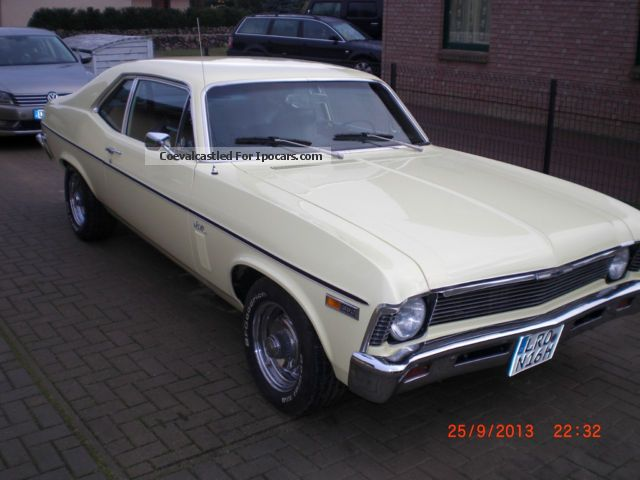 Chevrolet  NOVA 1968 Vintage, Classic and Old Cars photo