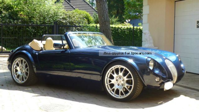 2012 Wiesmann Mf 3 Car Photo And Specs