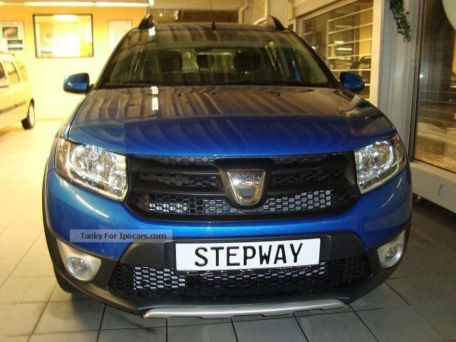 2012 dacia sandero stepway dci prestige air navi bluetoot. Black Bedroom Furniture Sets. Home Design Ideas
