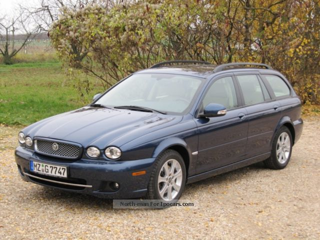 2012 Jaguar  X-Type Estate 2.2 Diesel Auto. Executive Estate Car Used vehicle photo