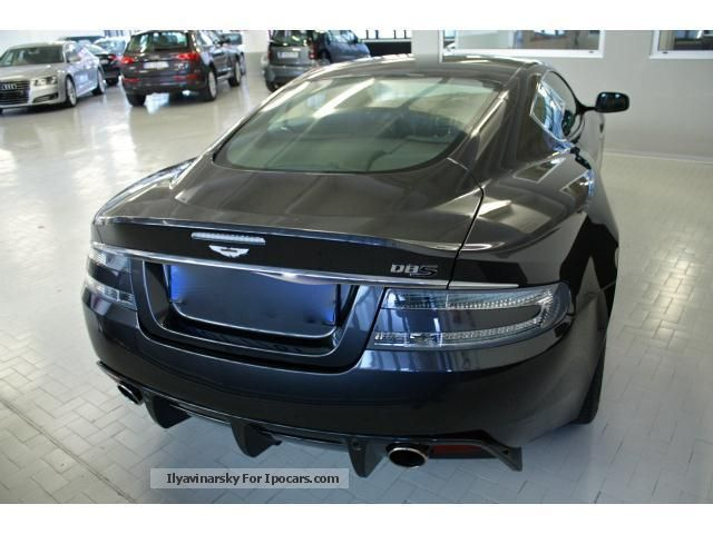 2012 Aston Martin  DBS Touchtronic KM 4500 CASINO'ROYALE BANG \u0026 OLU Sports Car/Coupe Used vehicle photo