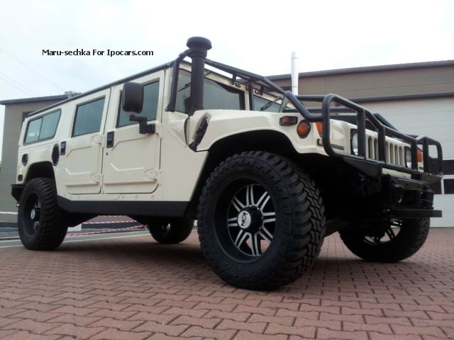 1997 Hummer  H1 6.5 TD Zivilvers station. PERFECT LOOK Off-road Vehicle/Pickup Truck Used vehicle photo