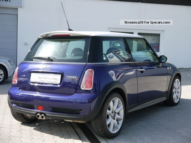 2005 mini cooper s chili xenon new brakes air car. Black Bedroom Furniture Sets. Home Design Ideas