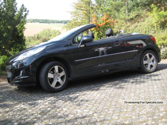 2012 peugeot 207 cc 120 vti premium car photo and specs. Black Bedroom Furniture Sets. Home Design Ideas