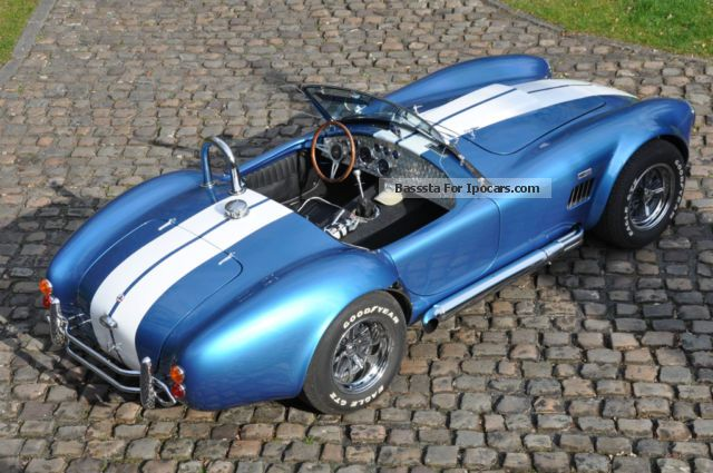 Cobra  Replica 427 RAM 5.8 L V8 1962 Vintage, Classic and Old Cars photo