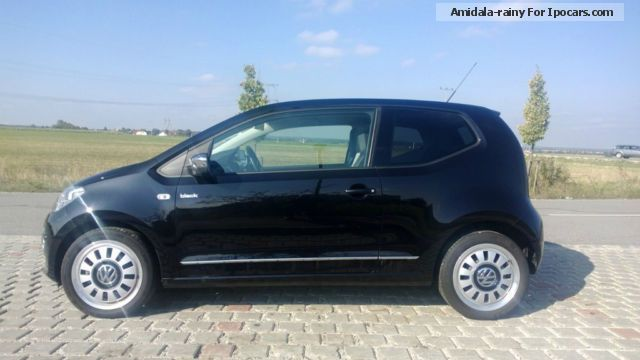 2011 volkswagen up black up car photo and specs. Black Bedroom Furniture Sets. Home Design Ideas