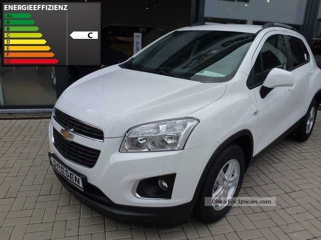 2013 Chevrolet  Trax Plus 1.4 LS FWD Air Conditioning, Radio CD incl Off-road Vehicle/Pickup Truck Used vehicle photo