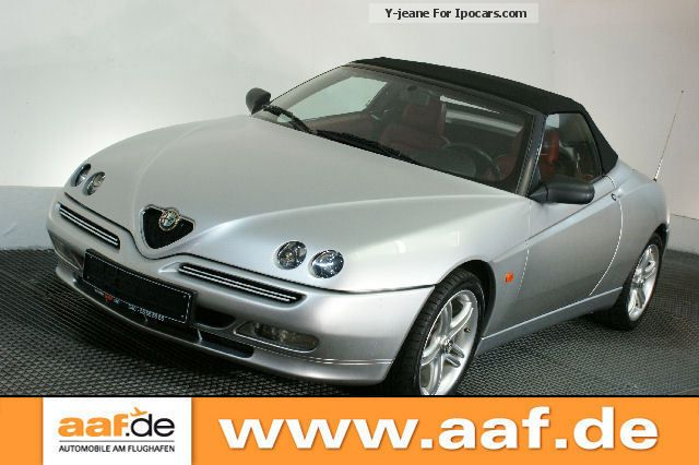 2012 Alfa Romeo  Spider 2.0 Twin Spark \ Cabriolet / Roadster Used vehicle (  Accident-free ) photo