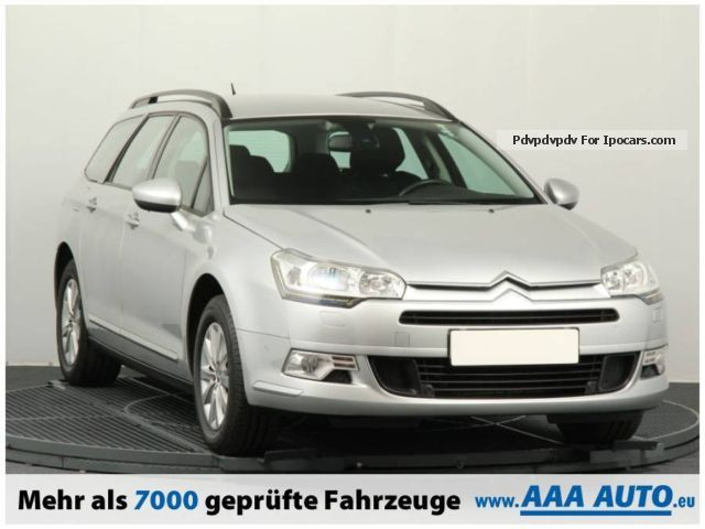 2011 Citroen  C5 1.6 HDI 2011 Estate Car Used vehicle photo