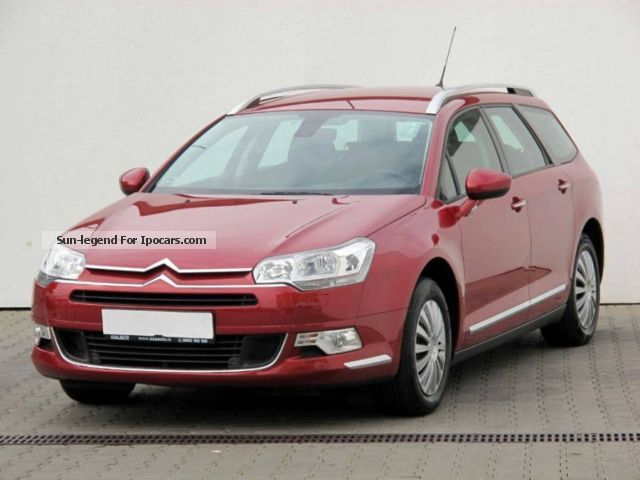 2010 citroen c5 1 6 hdi 2010 car photo and specs. Black Bedroom Furniture Sets. Home Design Ideas
