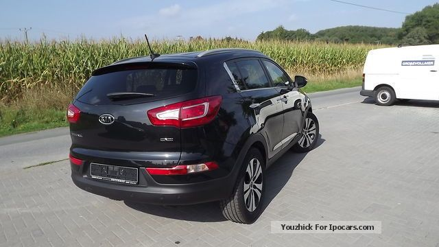 2012 kia sportage 2 0 crdi 4wd automatic hp spirit car. Black Bedroom Furniture Sets. Home Design Ideas